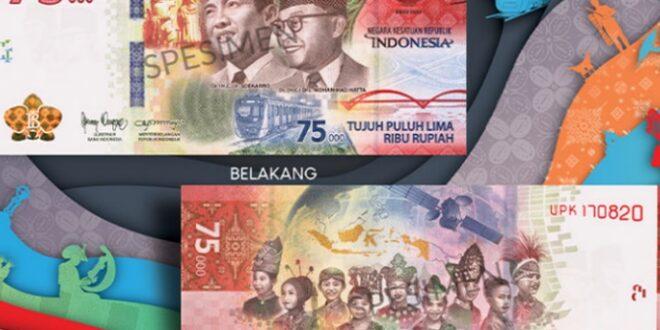 Cara Tukar Uang Pecahan Kertas Rp 75.000