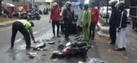 Ketua RT Wonosari Plalangan Gunungpati Tewas Kecelakaan di Puntan Raya